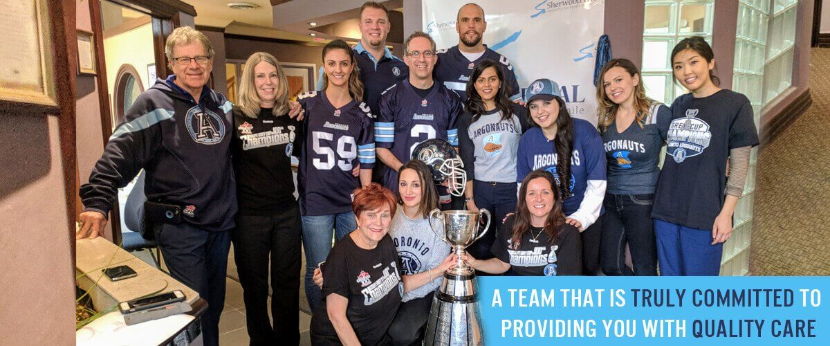 Dentist Oakville - Team Achievements