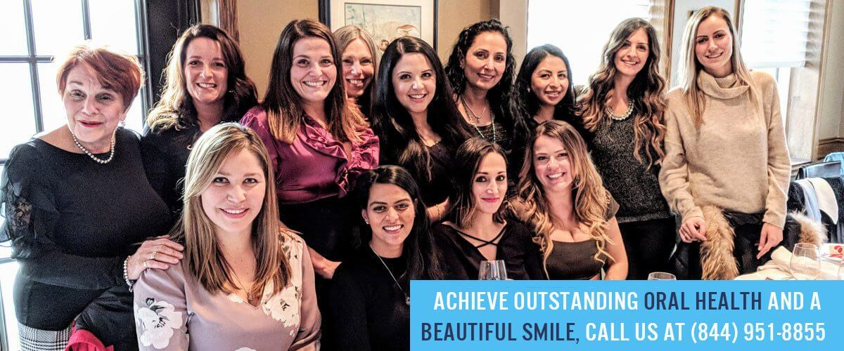 Dentist Oakville - Team get-together