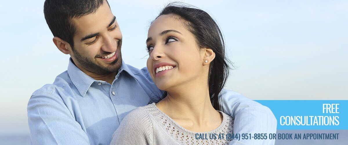 Dentist Oakville - Young Man and Woman 01