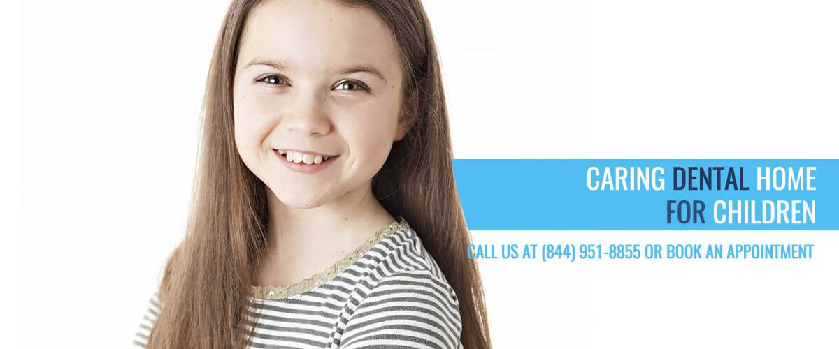Dentist Oakville - Smiling Girl