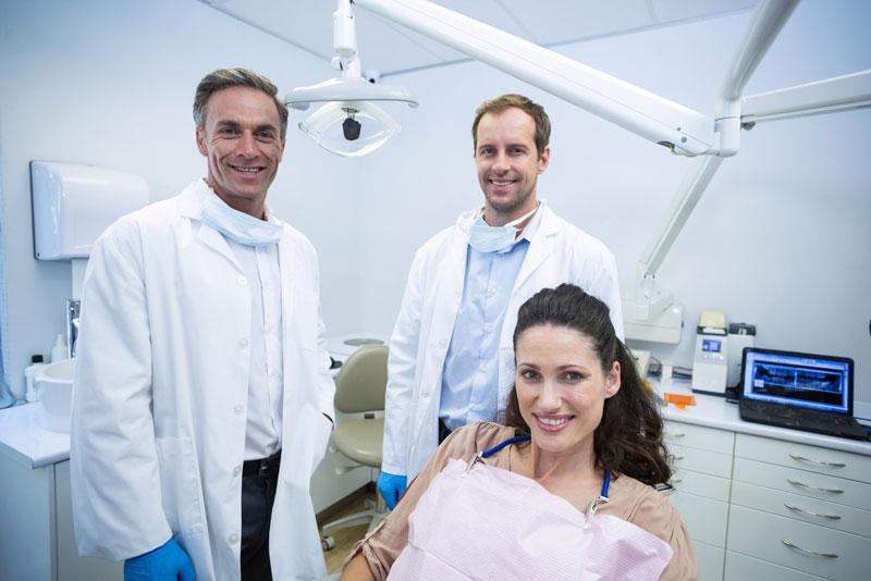 Dental bonding services