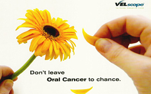 Velscope Oral Cancer Screening Oakville - VELscope Banner 05